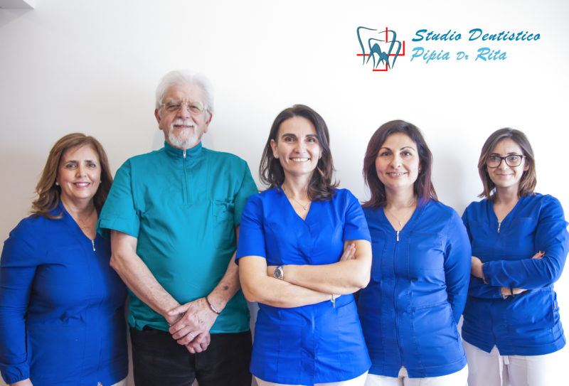 Staff studio dentistico Pipia